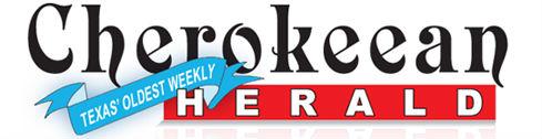 Cherokeean Herald, Oldest weekly newspaper in Texas, established 1850